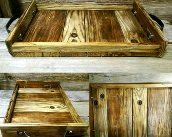 Custom Designed Rustic Serving/Display Tray