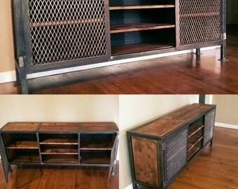 Custom Industrial Furniture