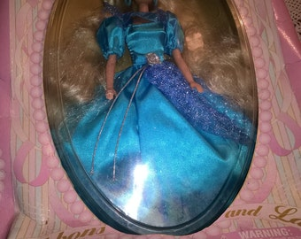 "Flair Fashion Totsy Doll, New in Box  11 1/2"" Tall"