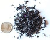 New! Micro-Confetti - Black