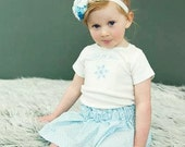Let it Snow Twirl Skirt Set - Infant to Girls - 12 months to Size 5