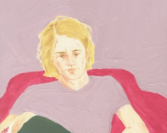 Loveseat by Tania Qurashi