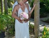 Wedding Burlap Bouquet, Silk Bouquet, Alternative Bouquet, Pink Bouquet, Burlap Bouquet, Handmade Bouquet,
