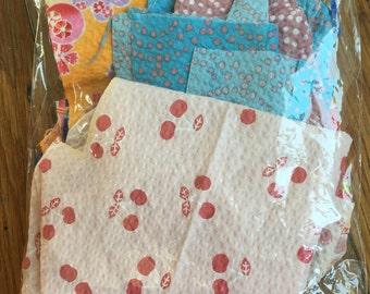 Japanese fabric, tissu japonais