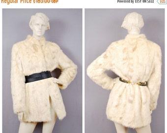 50% off Superb Vintage Real Pearl Mink Bridal Fur Jacket