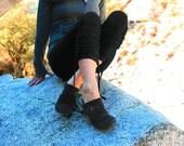 Adjustable leggings-yoga leggings-sexy leggings-black leggings-skinny pants-workout leggings-pixie leggings-leggings women-boho leggings