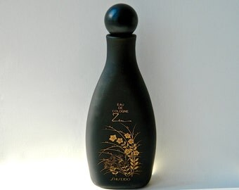 Vintage ZEN Shiseido Perfume Eau de Cologne Splash 2.7 oz (80 ml) Discontinued Original Classic Rare