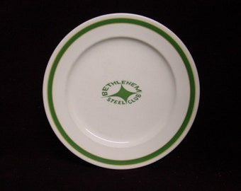 Bethlehem Steel Club restaurant ware by Mayer China