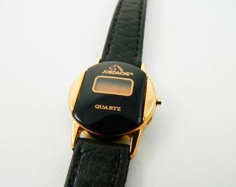 Vintage Jordache Watch - NOS Watch - 1980s Watch