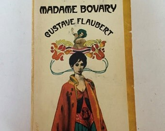 MADAME BOVARY Paperback by Gustave Flaubert 1979 A Signet Classic Book Madame Bovary