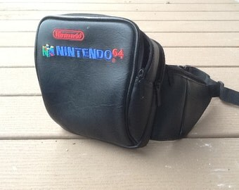Nintendo 64 Fanny Pack