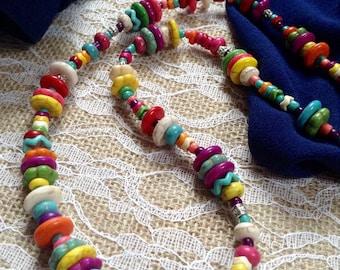 Fiesta Hora necklace