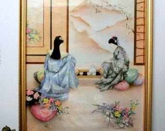 Lovely print of Tea for Geisha's