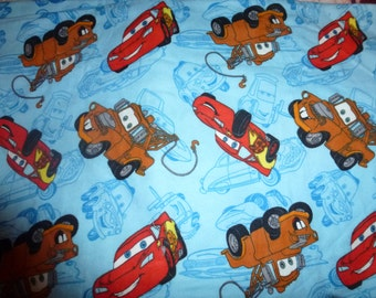 "28"" Car's Flannel Fabric"