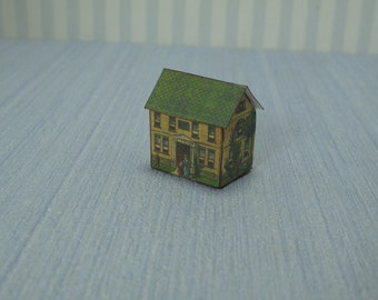 Gaël  Miniature toy  house paper - 1:12 Scale Dollhouse Miniature accesories nursery handmade