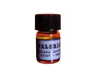 Valerian Essential Oil, Valeriana officinalis, India - 5/8 dram