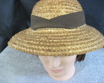 1940's Margaret O'brien hat