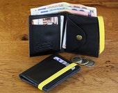 Leather wallet, Wallet, Bifold Wallet,