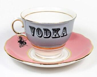 Vodka in a Teacup