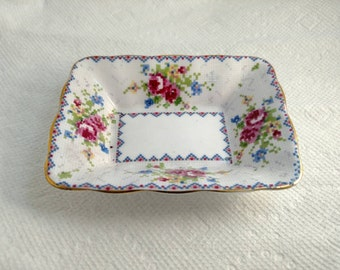 Royal Albert Petit Point Bowl or Butter Dish