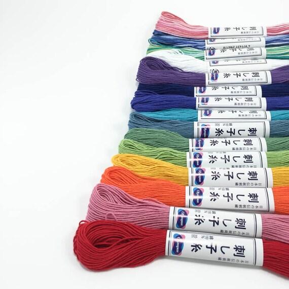 Sashiko Thread Set