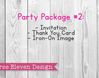 Party Package #2