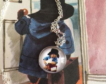 Paddington Bear Necklace