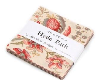 HYDE PARK - Charm Pack - by Blackbird Designs for Moda - 2760