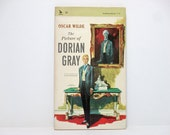 The Picture of Dorian Gray By Oscar Wilde 1964 Vintage Book