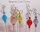 Colorful Cake Tester, Gifts for Bakers, Cake Tester, Baking Tool, Kitchen Gadgets, Magnetic Cake Tester, Bakers Gift, CT6000