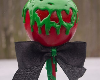 Evil Queen Posioned Apple Wand