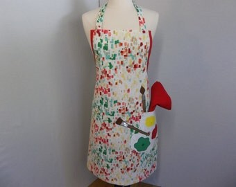 The Experienced Artist Paint Apron