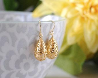 The Gina Earrings