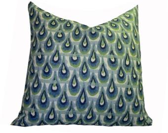 Decorative Pillow Euro Sham Cover Chloe Frost 12 16 18 20 22 24 26 30 36