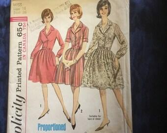 Simplicity 5745 Dress Pattern