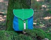 Patchwork Leaf Mini Backpack, Women's Rucksack, Boho Festival Backpack, Waterproof Hipster Backpack , Toddler Backpack, Small Rucksack