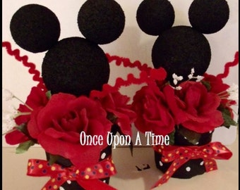 2 Minnie Mouse Party Decorations