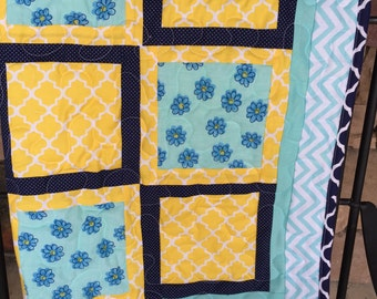 Girly Girl Quilt in Multi