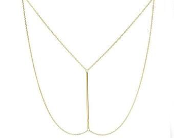14k Rose Gold pendant with beautiful design