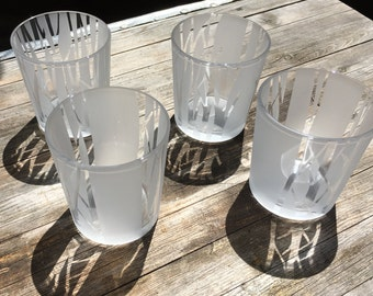 Aspen Grove Tumblers - Set of 4