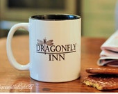 Dragonfly Inn - Stars Hollow - Gilmore Girls -Inspired - Hand Crafted Cup