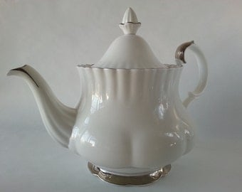 Royal Albert Chantilly Teapot