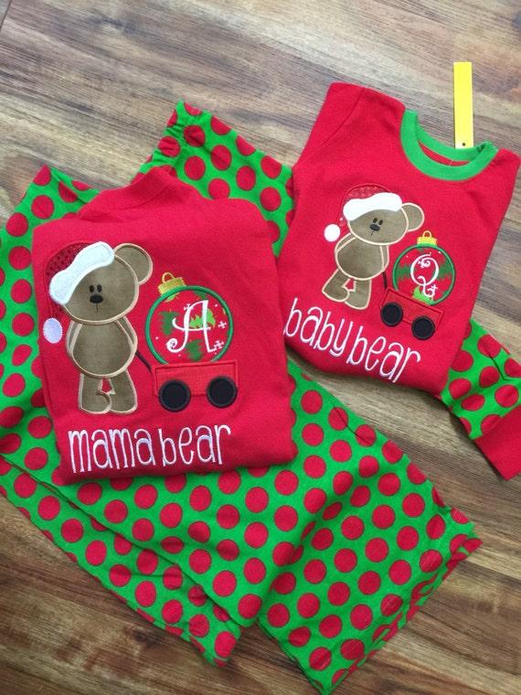 Mama Bear/Daddy Bear/Baby Bear...Appliqued by SouthernDande