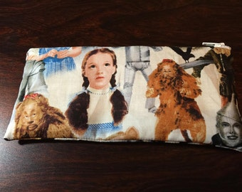 Wizard of Oz Coin or Pencil/Makeup Bag