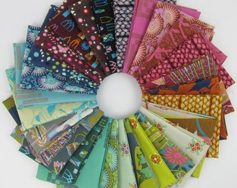 Fibs and Fables Fat Quarter Bundle - Anna Maria Horner for FreeSpirit - 27 FQs - 6.75 Yards Total