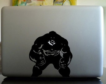 Hulk Macbook Decal sticker / Laptop Decal sticker
