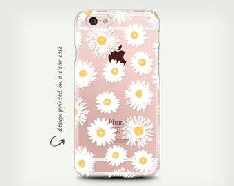 iPhone 7 Case , Galaxy S7 Edge Case , Rubber Case , Galaxy S8 Case , iPhone X Case , iPhone 6 Case , iPhone 8 Plus Case , Daisy