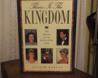 Book The Wealth of the British Royal Family by Andrew Morton