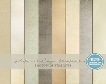 ON SALE Photoshop texture overlays  Summer Haze  vol.1- INSTANT Download