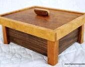 Cherry/Walnut Box